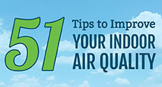 51 Tips to Improve Air Quality