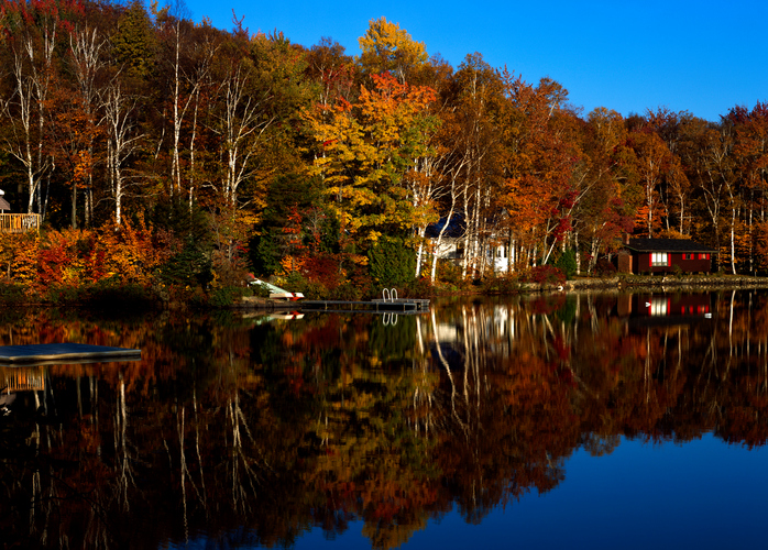 fall cottage closing