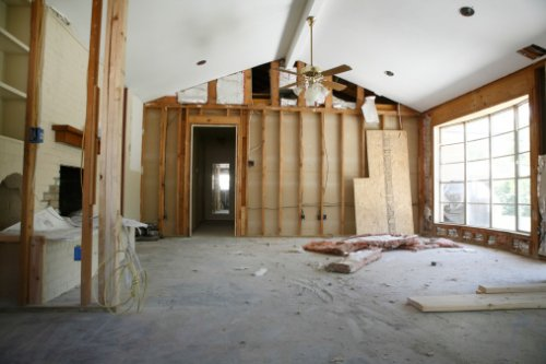 renovations affect indoor air quality