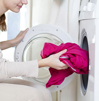 wash new clothes before wearing them